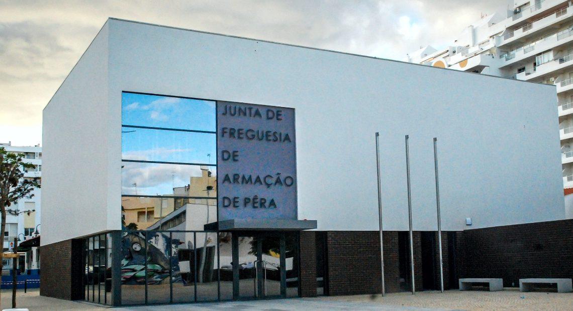 JUNTA DE FREGUESIA DE ARMAÇÃO DE PÊRA SERÁ INAUGURADA A 1 DE MARÇO