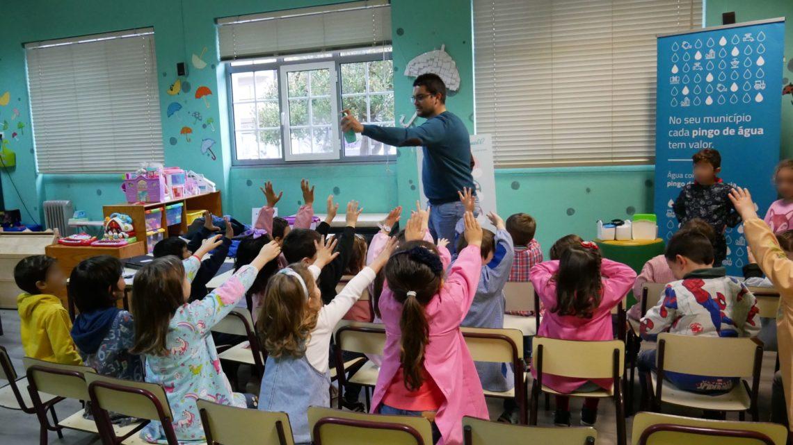 Ambiente e sustentabilidade: Câmara de Águeda sensibiliza crianças para questões ambientais e sustentabilidade