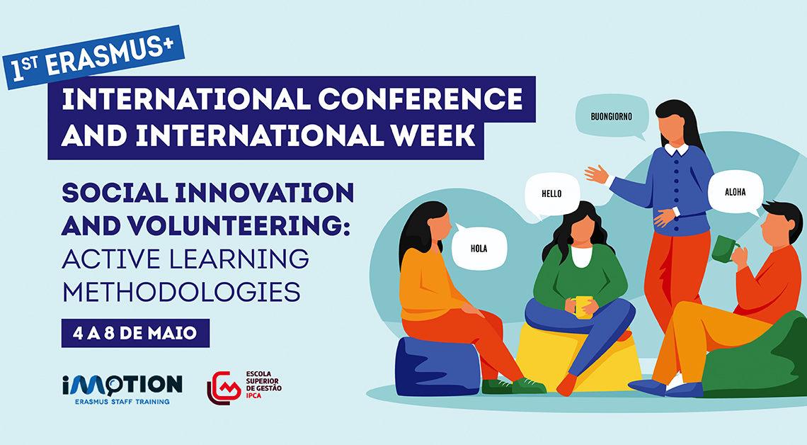 Barcelos | Semana Internacional traz a Barcelos vários professores de instituições europeias