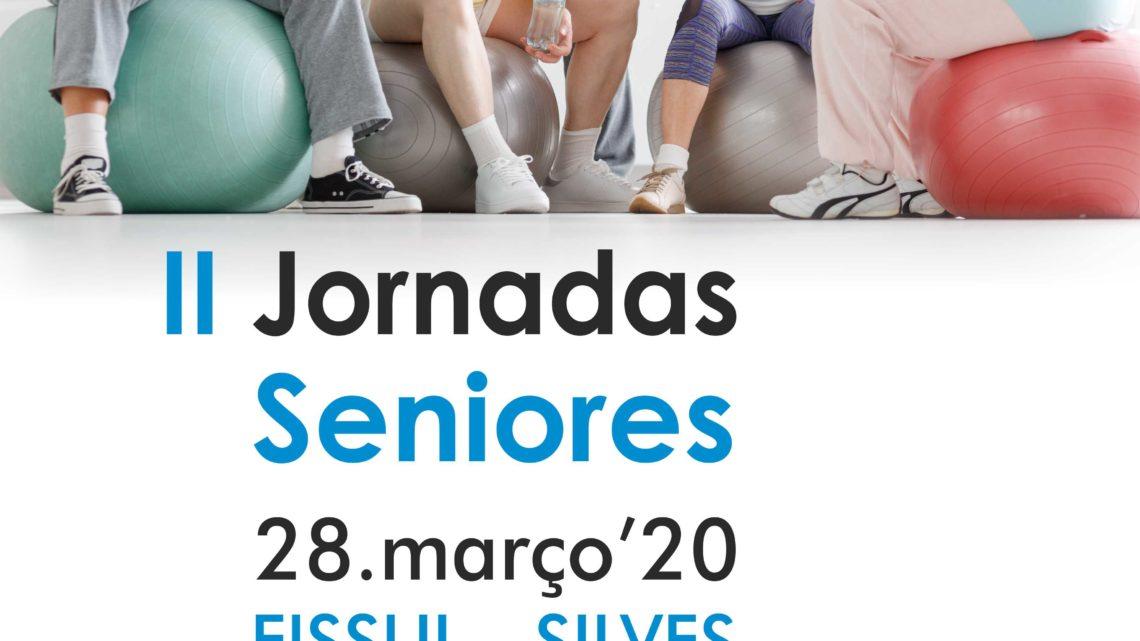 II JORNADAS SÉNIOR DECORREM A 28 DE MARÇO, EM SILVES