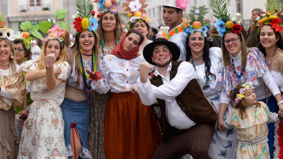 De 20 a 25 de Fevereiro Carnaval das Caldas promete seis dias de Folia!