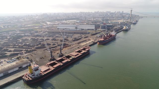 Moçambique | Manuseamento de carga aumenta no Porto de Maputo mas receitas da MPDC para o Estado reduzem 37,6 por cento