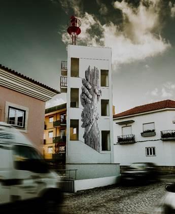 Projeto de arte urbana chega a Porto de Mós