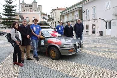 Aventura solidária conta com apoio do Município de Porto de Mós