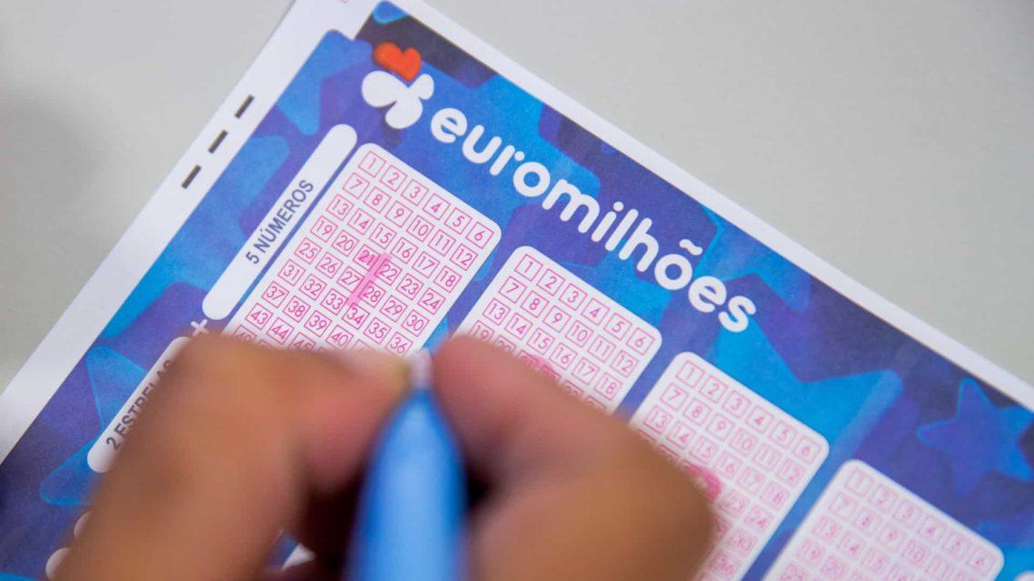 Euromilhões: Esta chave vale 41 milhões de euros