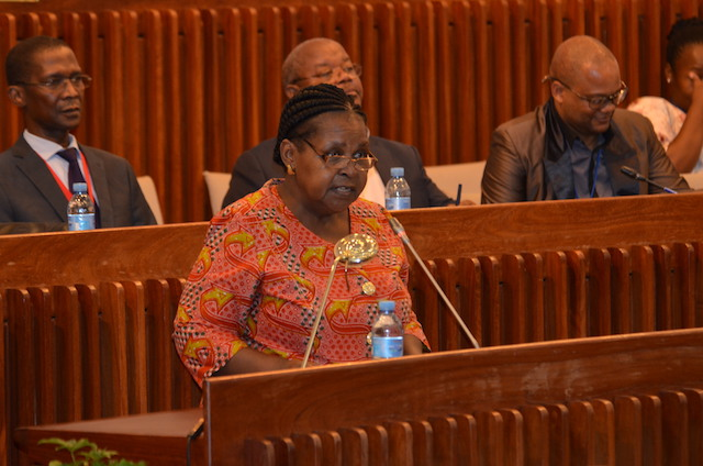Moçambique | Hélder Injojo e Saide Fidel eleitos vices de Esperança Bias no Parlamento