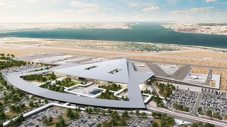 """Montijo: Aeroporto é """"um atentado planeado à paisagem e ao território"""", dizem arquitetos paisagistas"""