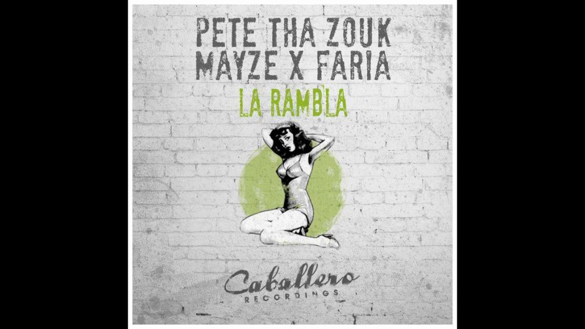 Pete Tha Zouk junta-se à dupla Mayze X Faria numa nova música