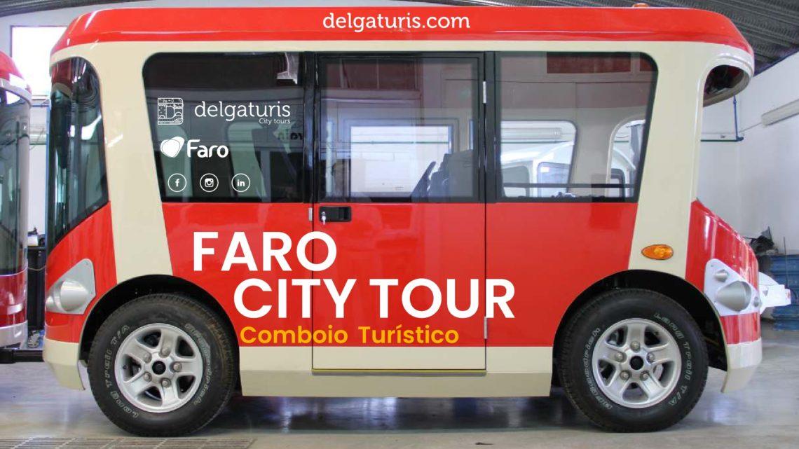 Faro terá novo comboio turístico