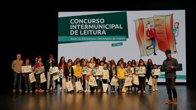 Águeda | Educação: Conhecidos vencedores da Fase Municipal do Concurso Intermunicipal de Leitura
