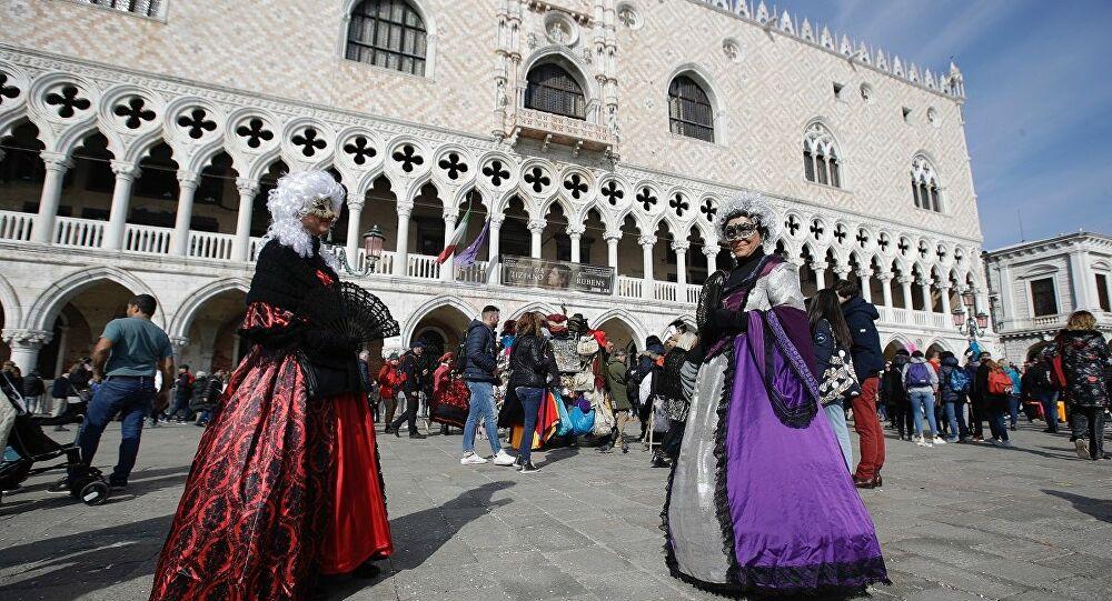 Carnaval de Veneza suspenso por causa do coronavírus