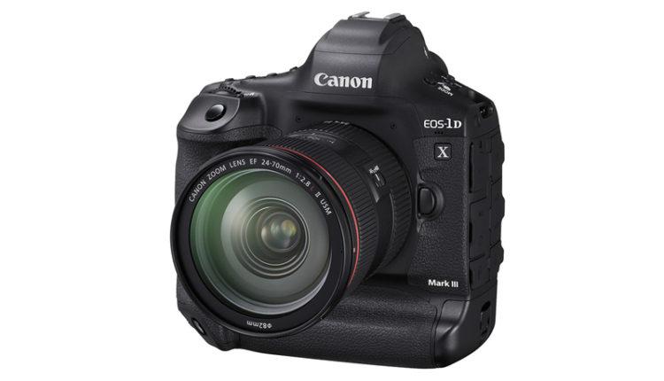 México | Canon Presenta Oficialmente La Nueva EOS-1D X Mark III, La Cámara Para Los Fotógrafos Profesionales