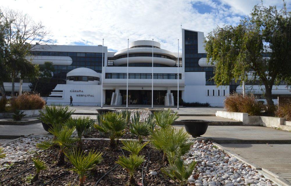 Algarve   PJ faz buscas na Câmara Municipal de Albufeira