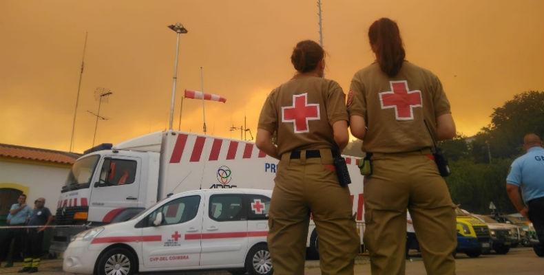 Cruz Vermelha Portuguesa coordena transportes de Covid-19 a nível nacional a partir de Coimbra