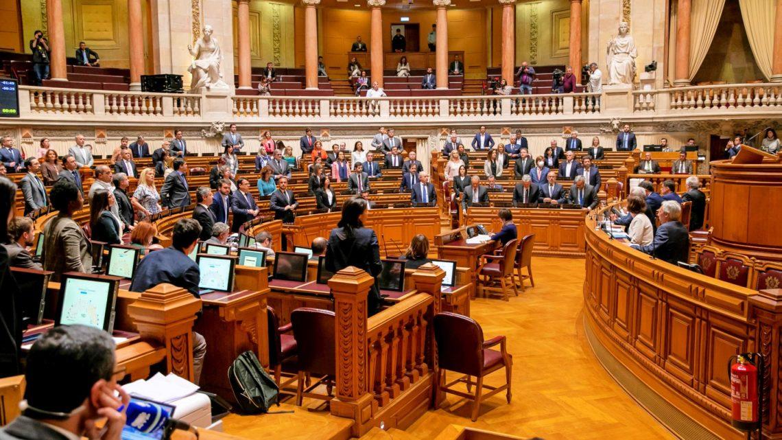 Assembleia da República aprova declaração de estado de emergência