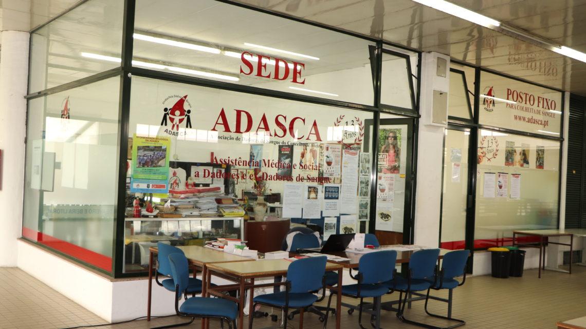 ADASCA lança convite à dádiva de sangue no seu Posto Fixo em Aveiro