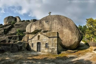 O Santuário de NOSSA SENHORA da LAPA – SOUTELO, VIEIRA DO MINHO