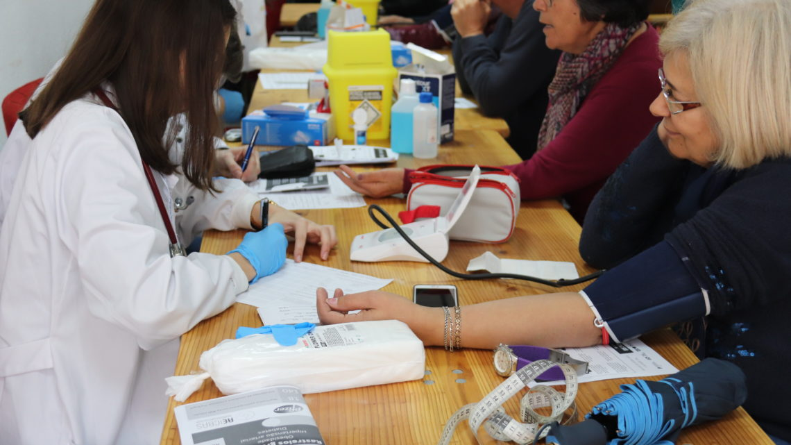 Proença-a-Nova | Alunos de medicina realizam rastreios gratuitos no concelho