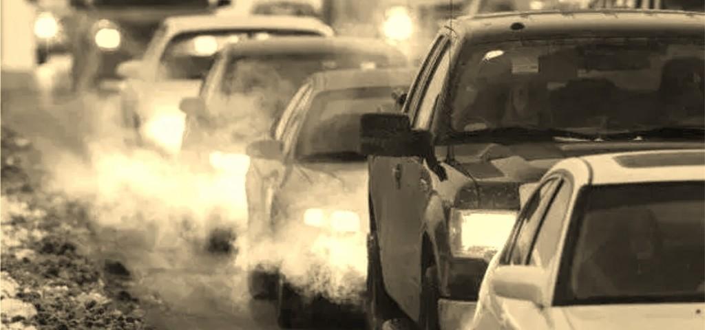 """Poluição do ar diminuiu mas """"mal já está feito"""""""