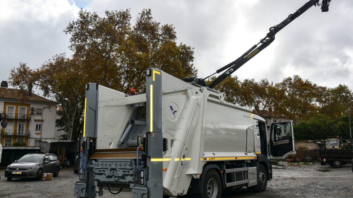 Câmara Municipal de Évora inicia recolha seletiva de resíduos orgânicos para compostagem