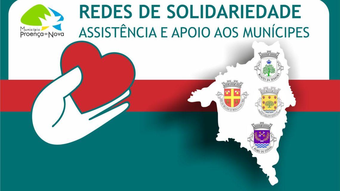 Proença-a-Nova   Aldeias com rede de solidariedade para evitar deslocações da população de risco