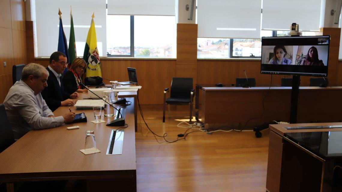 Prença-a-Novao   Câmara Municipal reforça medidas para proteger população