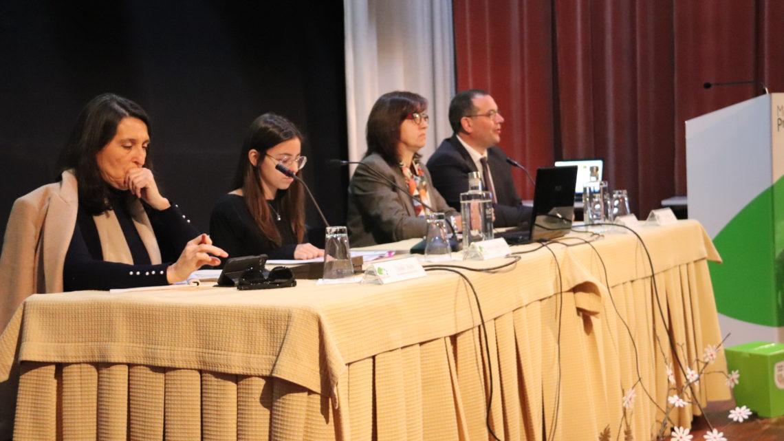 Sessão distrital do Parlamento Jovem do distrito reuniu em Proença-a-Nova