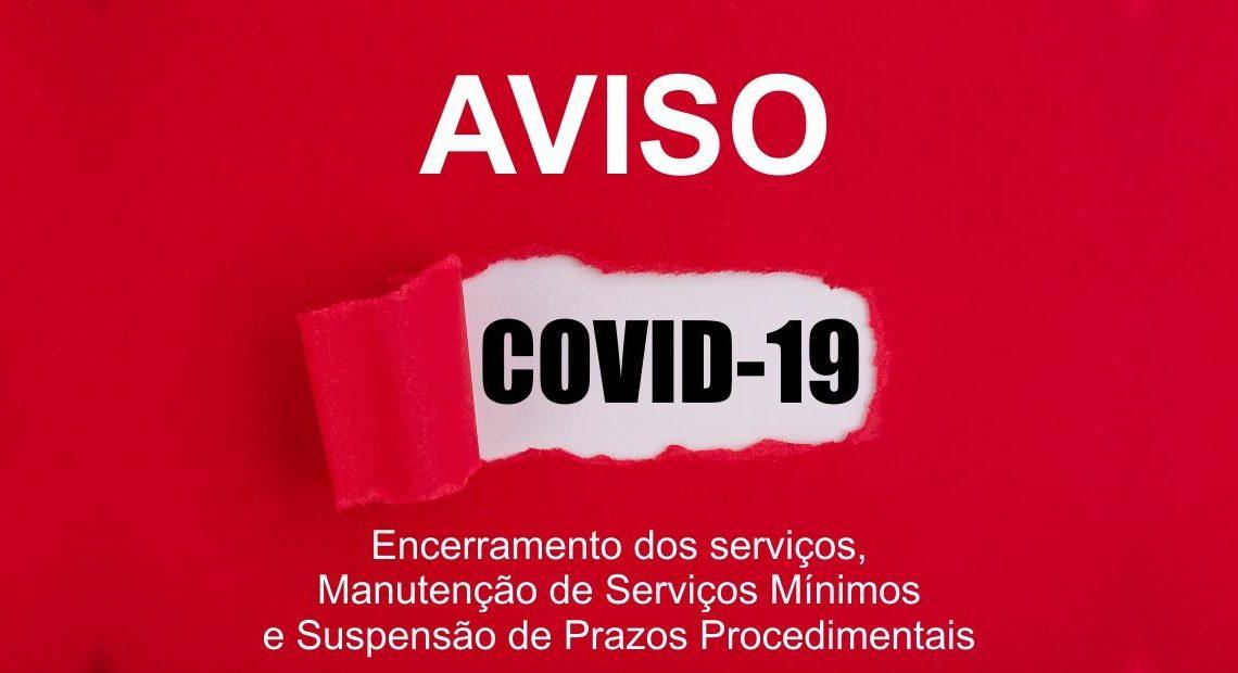 Silves   Encerramento dos serviços municipais, manutenção de serviços mínimos e suspensão de prazos procedimentais
