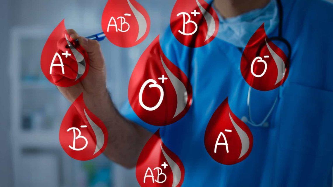 Como o grupo sanguíneo aumenta o risco de contrair e morrer de Covid-19