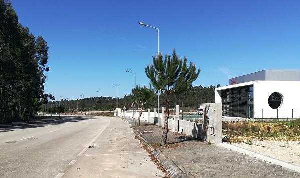 Anadia aliena lotes na Zona Industrial de Vilarinho do Bairro