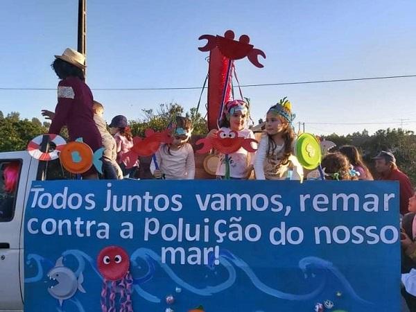 Carnaval para a Infância da Progresso e Vida