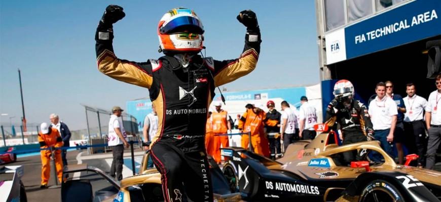 Félix da Costa vence em Marraquexe e sobe à liderança do Mundial de Fórmula E