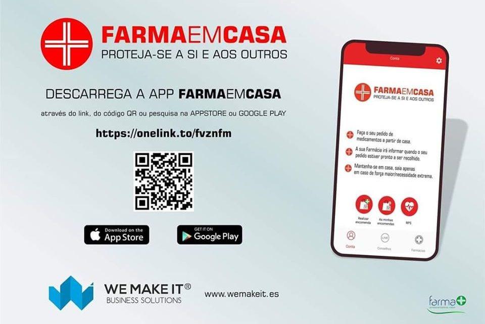 Barcelos | Estudante do IPCA cria aplicação para pedir medicamentos às farmácias