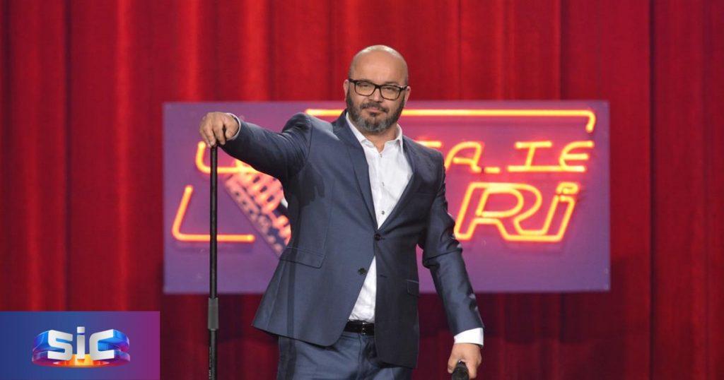 SIC anuncia que humorista Fernando Rocha está com Covid-19
