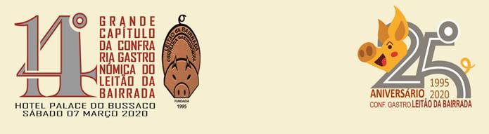 14º Grande Capítulo da Confraria Gastronómica do Leitão da Bairrada