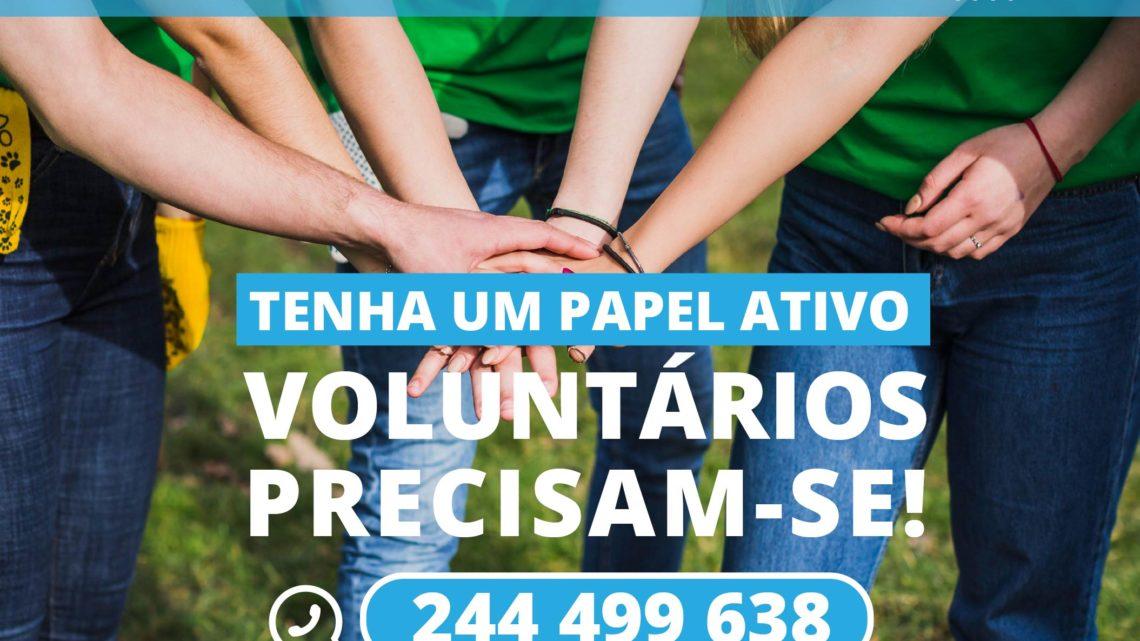 """Porto de Mós   Projeto de Voluntariado """"Vamos Cuidar de Todos"""""""