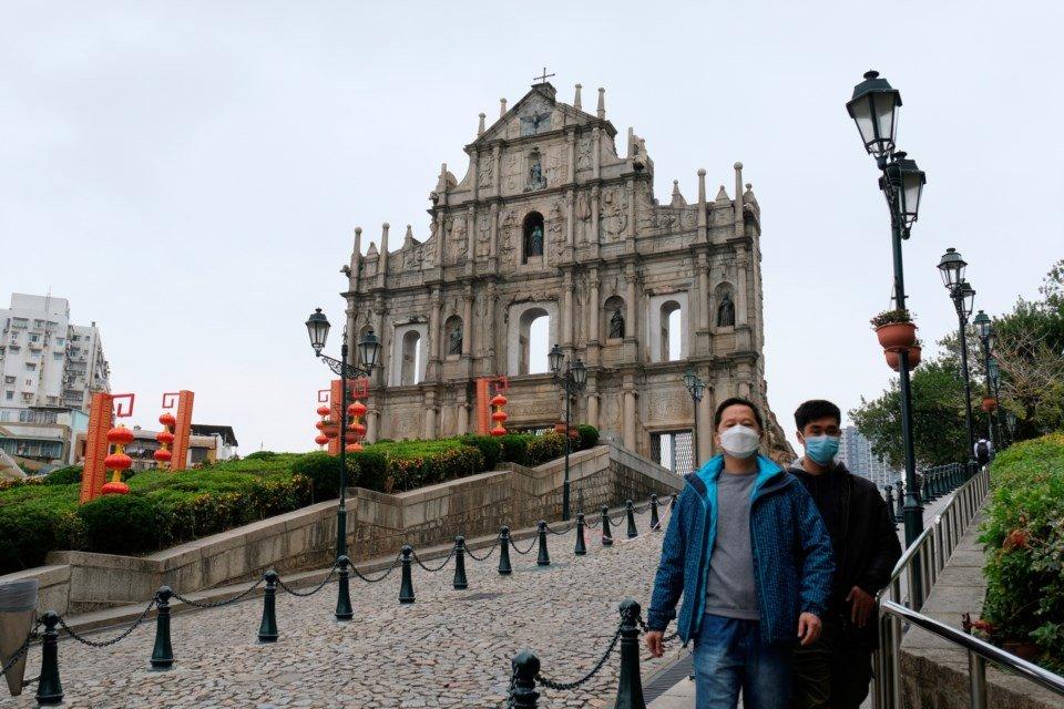 Portugueses em Macau juntam 104 mil euros para ajudar Portugal