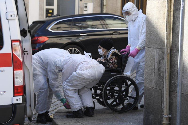 Arranca hoje operação de testes de despiste nos lares de idosos do país