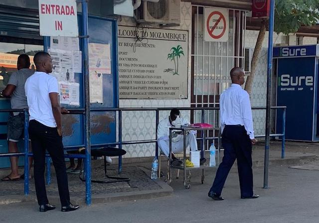 Moçambique   Coronavírus chega a África do Sul; fronteiras terrestres de Moçambique sem controle médico