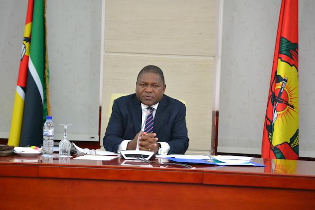 """Moçambique   Estado de Emergência pelo """"elevado risco da rápida propagação comunitária"""" da covid-19 em Moçambique"""