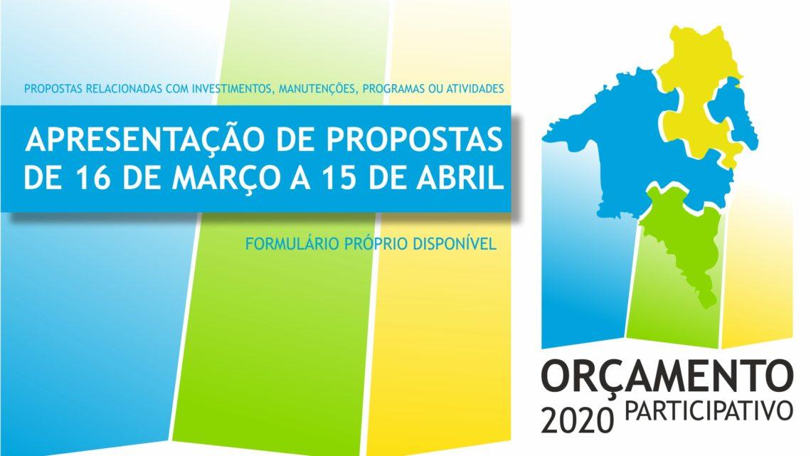 Proença-a-Nova | Propostas para o Orçamento Participativo devem ser enviadas até dia 15 de abril