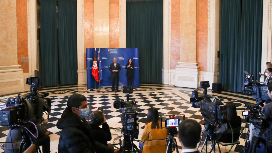 Estado de Emergência avança com o parecer favorável do Conselho de Ministros