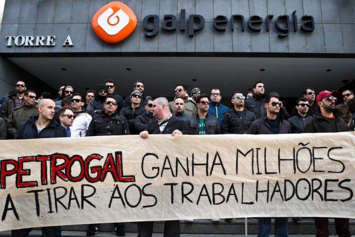 TRABALHO|LUTAS Despedimentos na Petrogal