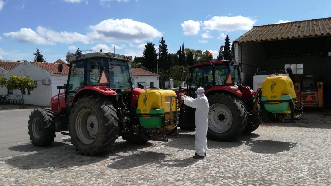 Serpa | Em colaboração com Junta e Uniões de Freguesia e agricultores locais