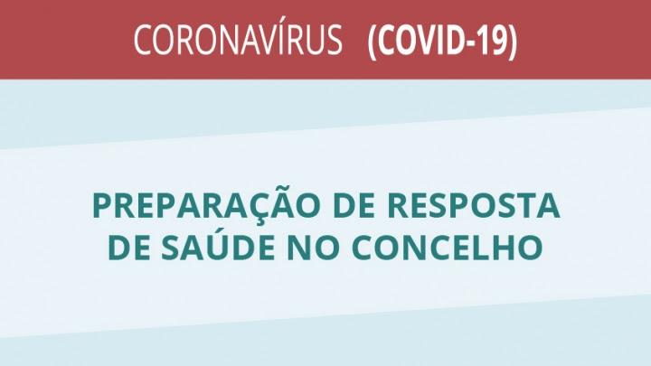 TORRES VEDRAS: PREPARAÇÃO DE RESPOSTA DE SAÚDE NO ÂMBITO DO COVID-19
