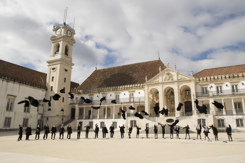 Não há aulas na Universidade de Coimbra