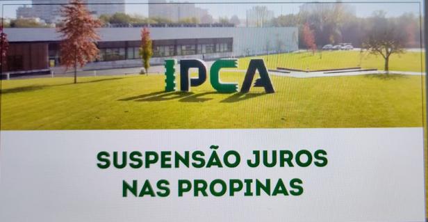 Barcelos | IPCA permite o pagamento das propinas até setembro sem cobrança de juros
