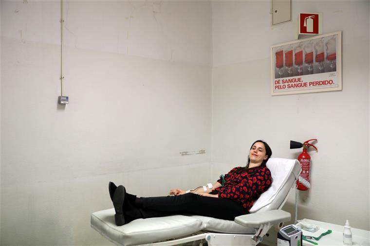 Dar sangue em tempo de pandemia. Os 470 ml que fazem a diferença
