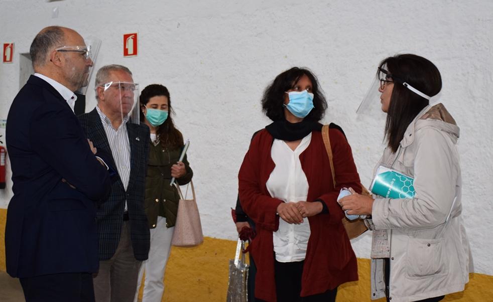 Centro de Acolhimento para Sem-Abrigo em Évora instalado no Monte Alentejano (Rossio de S. Brás)