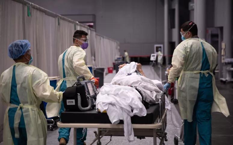 Número de infetados ultrapassa os três milhões